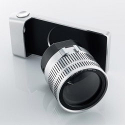 The WVIL (wireless viewfinder interchangeable lens) camera is a concept camera envisioned by Artefact's award-winning design team.