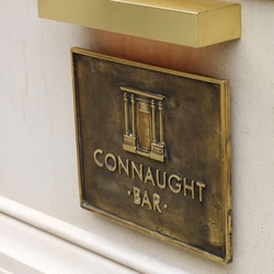 The quintessentially British luxury of the Connaught hotel has been given a classic update in the form of it's sensational new bar, designed by internationally renowned designer, David Collins.