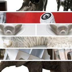 Animals Inspired Design #2 / Concrete