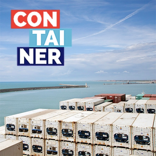 "Container Artist Residency - in collaboration with ZIM Integrated Shipping Services. ""Container takes artists onboard commercial container carriers along existing international shipping routes. Hosting artists in the ships' available cabins."""