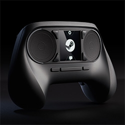 Steam launches a game controller...