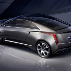 Behold the Converj, Cadillac's sleek new foray into the electric vehicle market.