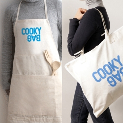 Cooky Bag® is a bag/apron designed for those who love cookery and conviviality.