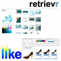 The way we browse and search through images is quickly changing ~ don't miss Like.com and Retrievr
