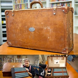 The crew of Coraline is sending out 50 secret suitcases filled with mystery to various bloggers... ASIFA - Hollywood Animation Archive is collecting up links and images of each one... only 22 found so far!