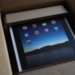 Core77 unboxes the iPad. Great to see every detail for those of us too far away to get our hands on one... yet!