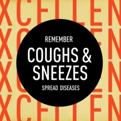 Amusing health propaganda trailer on the dangers of sneezing.