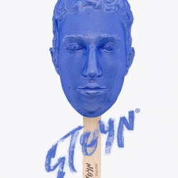 STOYN Ice-Cream is a design experiment in which the ice-cream is shaped in the images of several key cultural figures of the 20th century, each with a unique flavor.