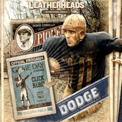 "LEATHERHEADS Movie Site! Fun site with a retro / nostalgic feel. Be Sure to check out the character highlights, as well as the ""Leatherhead to Head"" feature."
