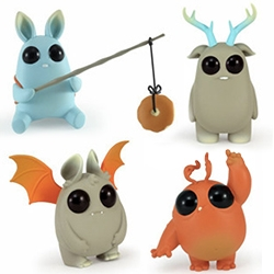 Thimblestump Hollow Blindbox Toys by Amanda Louise Spayd & Chris Ryniak!