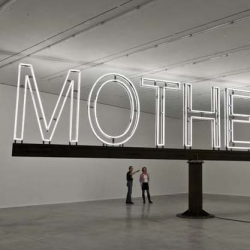 'Mothers' by Martin Creed. New monumental work.