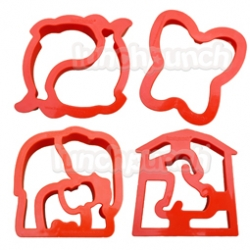 Found these LunchPunch sandwich cutters after asking for child friendly sandwich cutters which are also 100% recyclable for both product & packaging.