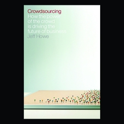 Would you like to design the UK jacket for Jeff Howe's Crowdsourcing book? Have a go here to CoverSourcing.