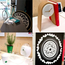 A first look at the Central Saint Martin's 2012 Graduate Show! From animating bike wheels to household waste turned into liquid fertilizer, beautiful illustrations to optical illusions (see the vids!)