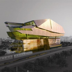 Singapore Civic & Culture Centre by Aedas is about to change the island  civic and cultural signature as soon as 2011.