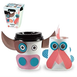 Makedo Cup Animals!