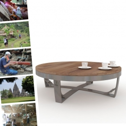 Coffee Table, M-Boom, winner of the D-Bodhi and VT Wonen Design Competition designed by Marco Boom.