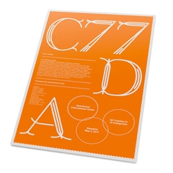 Congrats to our friends at Core77 for launching a whole new Design Awards!!!