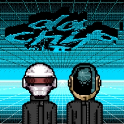 Da Chip Volume 2 just launched! The Music of Daft Punk Revisited on Vintage Game Systems