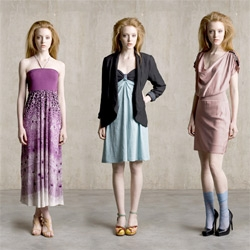 House of Dagmar ~ here's a look at their new Spring/Summer 2010 Collection! Love this award winning Swedish line created by three sisters...