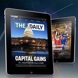 The Daily iPad mag has now launched...