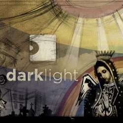 Darklight, a new gallery in Springfield, Missouri, opened its visually appealing website created by Katie Canada of Blacksuitscreative.com.