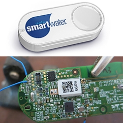 """Hardware Things: Killing, Reviving, and Owning an Amazon Dash Button"" by Scott Vanderlind"