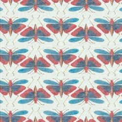 Butterflies, beetles and ants in new rugs from the Brazilian brand, By Kamy.