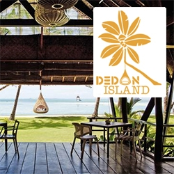 Dedon Island - What better place to experience Dedon's luxury outdoor furniture than their Outdoor Living Lab island resort in Mindanao, Philippines?
