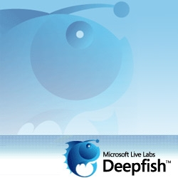 Without saying anything about Microsoft's Deepfish ~ i just wanted to share the really nice angler logo they have