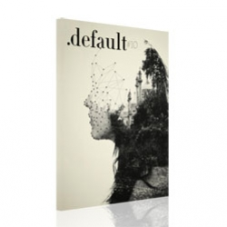 Default Magazine is the melting pot of everything that is to be considered high as in high art.