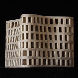 Form February 5, 2010, the Italian architect and designer Michele De Lucchi will show a selection of his small wooden architecture models at Ingo Maurer's space in Munich. The opening with an artist talk will be on February 4, 2010.