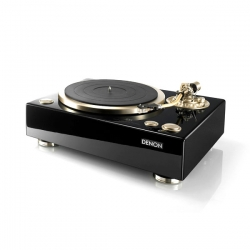 Denon 100th anniversary edition turntable is an absolute symbol of prestige. Coming up on the 1st of October.