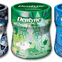 Anthony Yankovic has designed limited edition, collectible bottles for Dentyne Gum. Yankovic has created artwork for Alien Workshop, Foundation Skateboards, Tokion Magazine any many others.