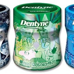 Anthony Yankovic has designed limited edition, collectible bottles for Dentyne Gum. Yankovic has created artwork for Alien Workshop, Foundation Skateboards, Tokion Magazine any many others.
