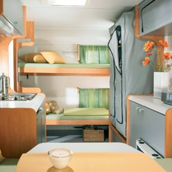 Deseo, a modular caravan for roaming urbanites.