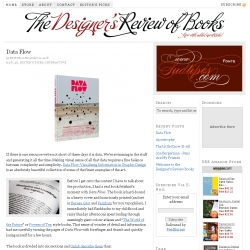 """Design books reviewed!  Brand new web-site that reviews design books.  Run by Andy Polaine, """"an interaction designer, journalist and lecturer."""""""