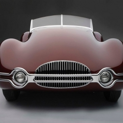 The beautiful 1948 Buick Streamliner by Norman E. Timbs.