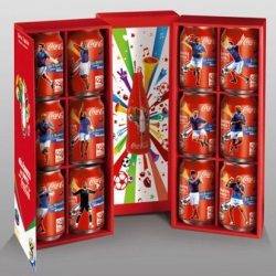 FIFA 2010 Coca Cola Box Set.