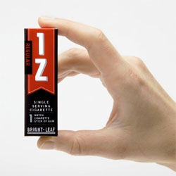 Can packaging help people stop smoking? Designing for Failure from Continuum.