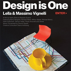 "Design Is One Movie Trailer ~ story of Lella and Massimo Vignelli. Throughout their career, their motto has been, ""If you can't find it, design it."""