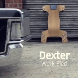 Great product video of Dexter, a work sled concept by designer Stephan Angoulvant.
