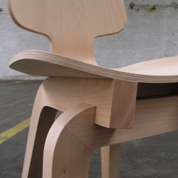 goodlookin´ chair by dutch designer tom frencken..