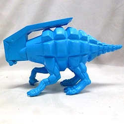 Ron English Dinogrenade! Apparently 'coming soon'...