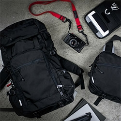 Acquire shares DSPTCH's new pack line! Slingpack and Rucksack have just launched, expanding their line from camera straps and laptop sleeves...