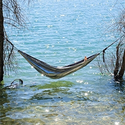 Disco Open Source Hammock by Eagles Nest Outfitters and Robert Murdoch