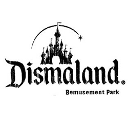 Dismaland - the official Banksy site. The bemusement park will be open everyday from 22nd August – 27th September 2015. Dismaland is situated on the seafront in legendary Weston-super-Mare - Marine Parade BS23 1BE