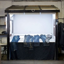 A great photo essay into the world of denim distressing. Mr. Friedman visited a factory in Kentucky that specializes in distressing high-end jeans for a few top designers brands... very well done.