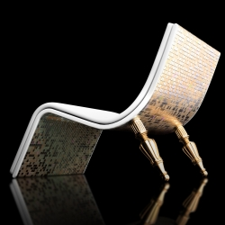 Ventury Paris is introducing the Divine: a collection offering exclusive, super rare limited edition design chairs.