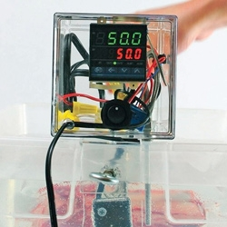 Sous vide at home with Make's DIY guide to building your own immersion cooker.